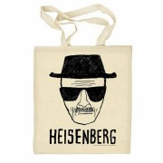 Breaking Bad Heisenberg katoenen tas (biokatoen)