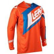 Leatt GPX 4.5 Lite V20 Jersey Naranja/Azul L