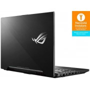 Laptop Gaming ASUS GL504GM (Procesor Intel® Core™ i7-8750H (9M Cache, up to 4.10 GHz), Coffee Lake, 15.6 FHD, 16GB, 1TB HDD @5400RPM, nVidia GeForce GTX 1060 @6GB, Wireless AC, Tastatura Iluminata, Free DOS, Negru)