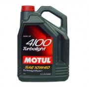Motul 4100 Turbolight 10W-40 4L