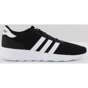 Adidas Löparskor Lite racer svart/vit