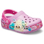 Crocs Kids' Crocs Fun Lab Hatchlings™ Band Lights Clog