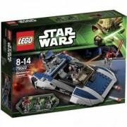 Конструктор ЛЕГО СТАР УОРС Спийдър на Мандалорианците, LEGO STAR WARS, 75022