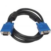 - Cable VGA 1,8 mts Cable VGA Ext. 15M/15M 1,8 m.