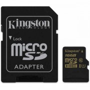 Memorijska kartica SDCA10/16GB KINGSTON