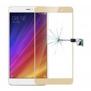 MOFI De Xiaomi Mi 5S Plus 0.3mm 9h Dureza 2.5D A Prueba De Explosiones De La Película A Pantalla Completa Pantalla De Cristal Templado (oro)