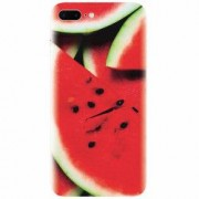 Husa silicon pentru Apple Iphone 7 Plus S Of Watermelon Slice