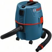 Прахосмукачка за мокро/сухо GAS 20 L, 1.200 W, 19 l, 62 l/sec, 215 mbar, 6,0 kg, 060197B000, BOSCH