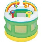 Centru De Joaca Gonflabil Tip Tarc Pentru Copii, 109 X 104 Cm