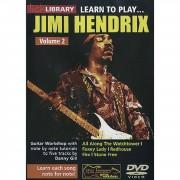 Roadrock International Lick Library: Learn To Play Jimi Hendrix 2 DVD