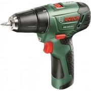 Surubelnita cu acumulator Bosch PSR 10.8 LI-2 (1 bat.) - 2,0 Ah, Litiu, 10.8 V, 1200 RPM, 0603972925