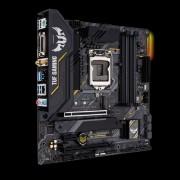 MB Asus TUF GAMING B460M-PLUS (WIFI), LGA 1200, micro ATX, 4x DDR4, Intel B460, WL, 36mj (90MB1440-M0EAY0)