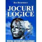 Jocuri logice pentru dezvoltarea gandirii - Dan Dumitrescu