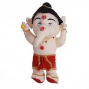 ARD Original Small Ganesh Premium Quality Non-Toxic Super Soft Plush Stuff Toys for all age groups