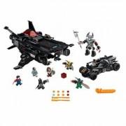 Lego Klocki LEGO Super Heroes Atak powietrzny Batmobila 76087