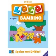 Loco Bambino Loco - Pakket: Spelen met Dribbel (3-5 jaar)