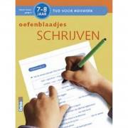 TVH oefenblaadjes schrijven 7-8