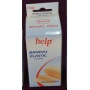 Bandaj elastic cu cleme 10cm x 4.5m 1buc HELP