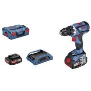 Bosch GSR 18V-60C Professional akubušilica odvijač + baterije 18V 2.0Ah + Wireless punjač GAL 1830 W