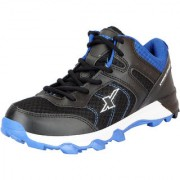 Sparx Men's Black Blue Mesh Running/Walking/Training/Gym Shoes