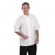 Chef Works Valais Signature Series Unisex Chefs Jacket White XL Size: XL