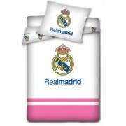REAL MADRID ovis 2 részes ágynemű-garnitúra 100x135+40x60 cm