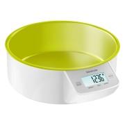 Cantar de bucatarie Sencor SKS 4004GR 5kg Green