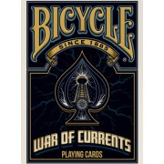 Bicycle War of Currents Playing Cards