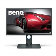 """BenQ PD3200U - Monitor CAD/CAM, grafica 32"""" UHD 4K IPS 10biti, 100% sRGB, 100% Rec.709, KVM, Darkroom, Dualview Flickerfree"""