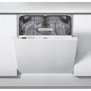 Съдомиялна за вграждане Whirlpool WKIO3T1236P, 14 комплекта, Клас А++, Бял