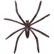 Geen Halloween decoratie spinnetjes 50 stuks