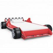 Sonata Детско легло състезателна кола, 90x200 cм, червено