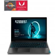 Laptop LENOVO L340-15API Ryzen 7 3700U 16GB 2TB 15.6 Negro 81LW0040LM