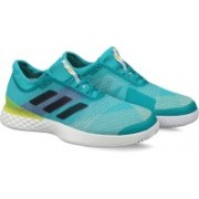 ADIDAS ADIZERO UBERSONIC 3 M Tennis Shoes For Men(Blue)