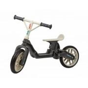 "Bicicleta Copii Polisport Bb, Roti 12"", fara pedale, ergonomica (Gri/Negru)"
