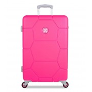 SUITSUIT Koffers Caretta Suitcase 24 inch Spinner Roze
