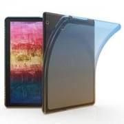 kwmobile Průhledné pouzdro pro Huawei MediaPad T5 10 - modrá
