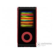 MP3/MP4 player ConCorde 630 MSD, roșu