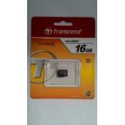 Transcend 16 GB MicroSD Card Class 4 Memory Card