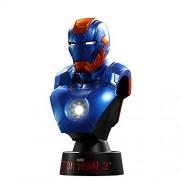 Hot Toys Hot Toys Iron Man Mk 27 Disco Series II Bust