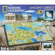 NG ANCIENT GREECE Puzzle 4D Cityscape