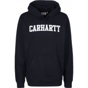 Carhartt WIP Hooded College, taille XS, homme, bleu