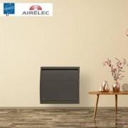 AIRELEC Radiateur electrique Fonte AIRELEC - AIREVO Smart ECOcontrol 1500W Horizontal Anthracite - A693455