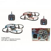 Ods drone jurassic space predator con videocamera