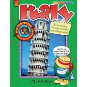 Italy: The Country of Amazing Fountains and Awesome Arts!, Paperback/Carole Marsh