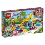 Lego Friends (41374). La festa in piscina di Andrea