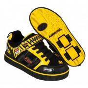 Heelys X2 Bolt Black/Yellow/Caution