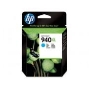 HP Cartucho de tinta Original HP 940XL de alta capacidad Cian para HP OfficeJet Pro 8000, 8500 series, 8500A, 8500A Plus