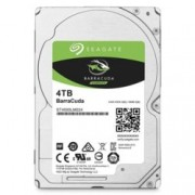 "Твърд диск 4TB Seagate BarraCuda SATA 6Gb/s, 5400 rpm, 128MB кеш, 2.5"" (6.35cm)"