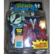 Spawn - Special Edition Gold Medieval Spawn